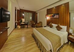 Gokulam Park Coimbatore - コーヤンブットゥール - 寝室