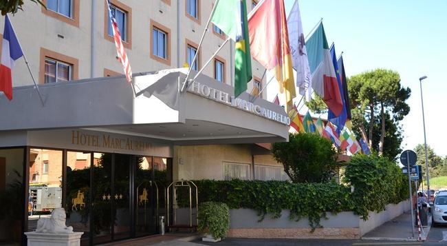 ホテル マーク アウレリオ - ローマ - 建物