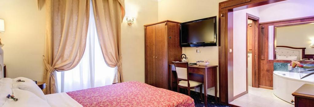 エセドラ イン - ローマ - 寝室