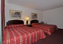 Presidio Inn - サンフランシスコ - 寝室