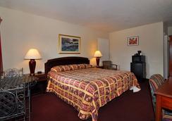 プレシディオ イン & スイーツ - サンフランシスコ - 寝室