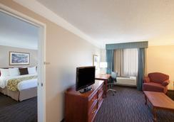 Baymont Inn & Suites Texarkana - Texarkana - 寝室