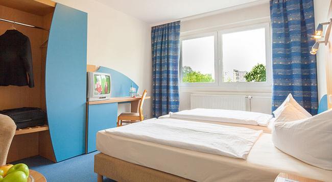 A&O ベルリン コロンブス - ベルリン - 寝室