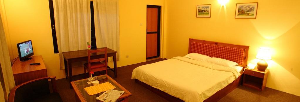 Royal Astoria Hotel - カトマンズ - 寝室
