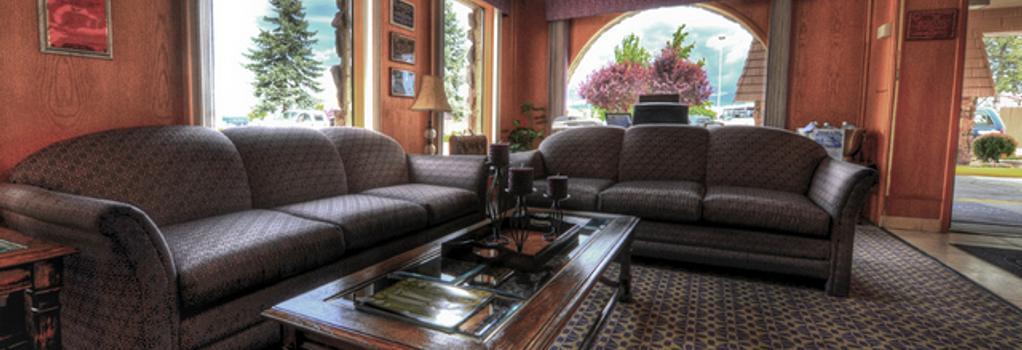 Cottonwood Suites Boise Riverside Downtown - ボイジー - ロビー