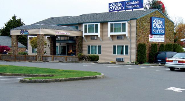 Shilo Inn & Suites Salmon Creek / Vancouver - Washington - バンクーバー - 建物