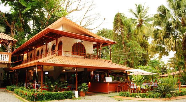 Hotel Villabosque - Manuel Antonio - 建物