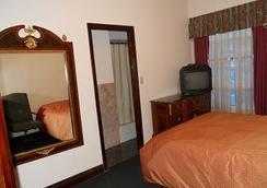 アムステルダム ホステル - サンフランシスコ - 寝室