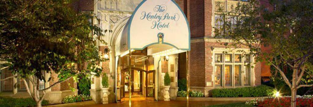 ヘンリー パーク ホテル - ワシントン - 建物