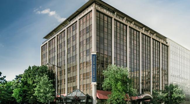 ザ セント グレゴリー ホテル - ワシントン - 建物