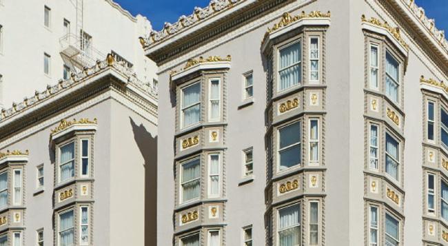 ステイパイナップル アット ザ アリス サン フランシスコ - サンフランシスコ - 建物