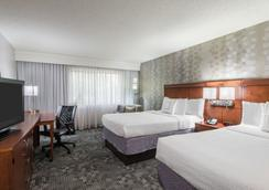 Courtyard by Marriott Mobile - モービル - 寝室