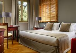 ホテル プリンチペ トルロニア - ローマ - 寝室