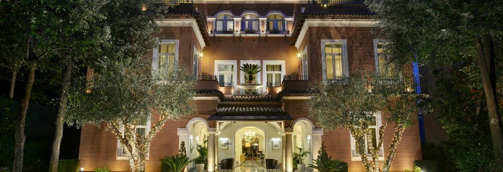 ホテル プリンチペ トルロニア - ローマ - 建物