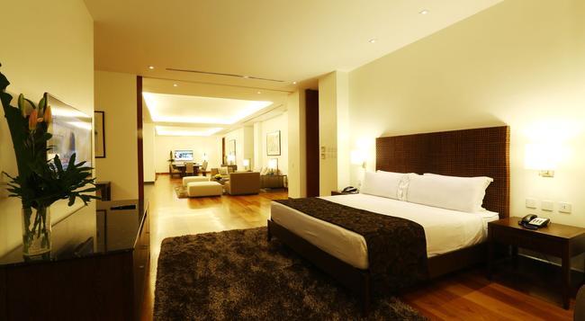 シティ ガーデン グランド ホテル - Makati - 寝室