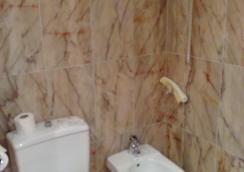 ホテル トゥリア - バレンシア - 浴室
