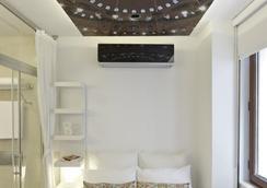 ブンク ホテル - イスタンブール - 寝室