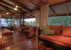 Playa Cativo Lodge - Golfito - 寝室