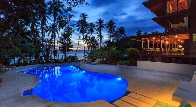 Playa Cativo Lodge - Golfito - 建物