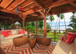 Playa Cativo Lodge - Golfito - ロビー