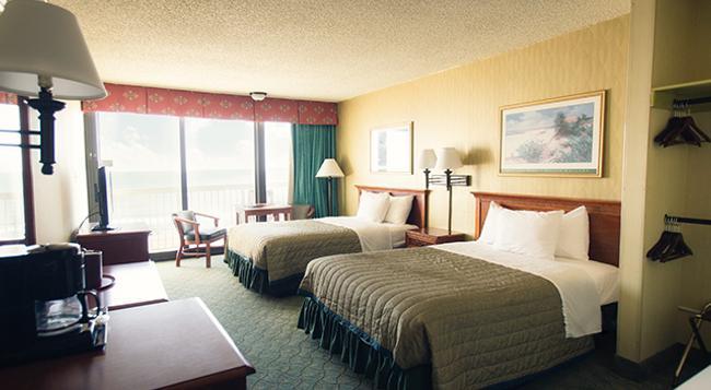 The Oceanfront Inn - Virginia Beach - バージニア・ビーチ - 寝室