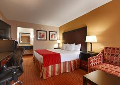Best Western Truman Inn - Independence - 寝室