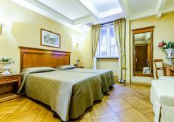 Hotel 2000 Roma - ローマ - 寝室