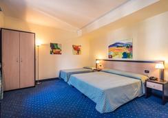 リゾート ラ ロチェッタ - ローマ - 寝室