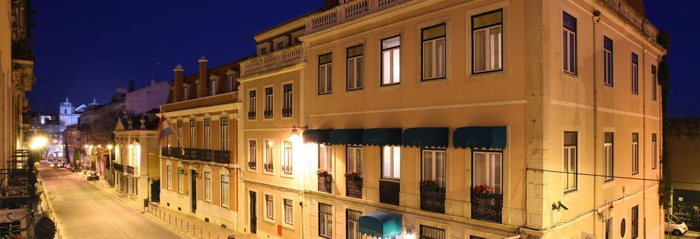 アズ ハネラス ヴェルデス - リスボン - 建物