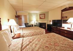 Fireside Inn & Suites - バンガー - 寝室