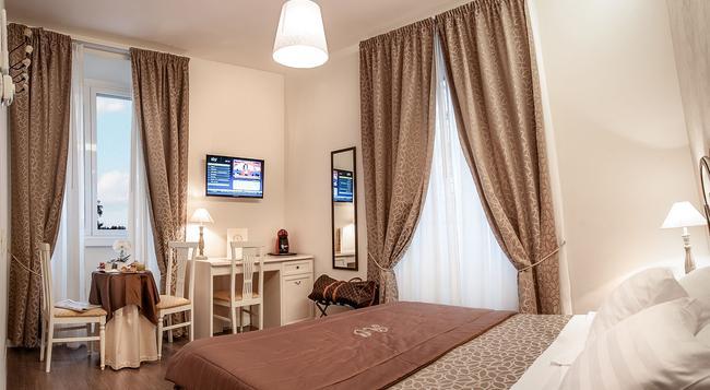ルレ ド ロペラ グループ - ローマ - 寝室
