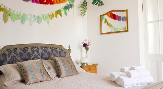 Bed & Breakfast Bonito Buenos Aires, San Telmo - ブエノスアイレス - 寝室
