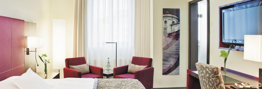 シュタインベルガー グラフ ツェッペリン - シュトゥットガルト - 寝室
