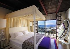 Grand Yazici Hotel & Spa Bodrum - Boutique Class - ボドルム - 寝室