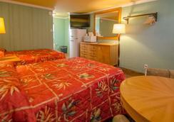 Dolphin Inn - ワイルドウッド - 寝室