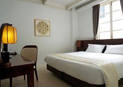 ヘリテージ ロッジ - 香港 - 寝室