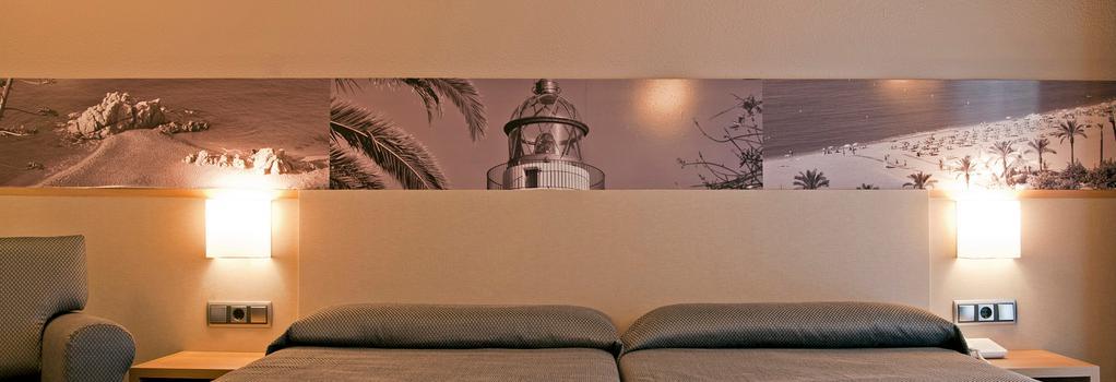 ホテル ベルナット II - カレーリャ - 寝室