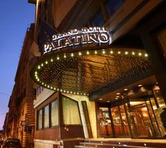 FH グランド ホテル パラティーノ