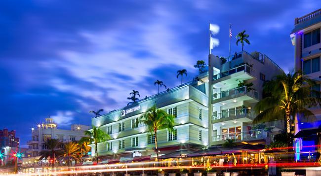 ベントレー ホテル サウスビーチ - マイアミ・ビーチ - 建物
