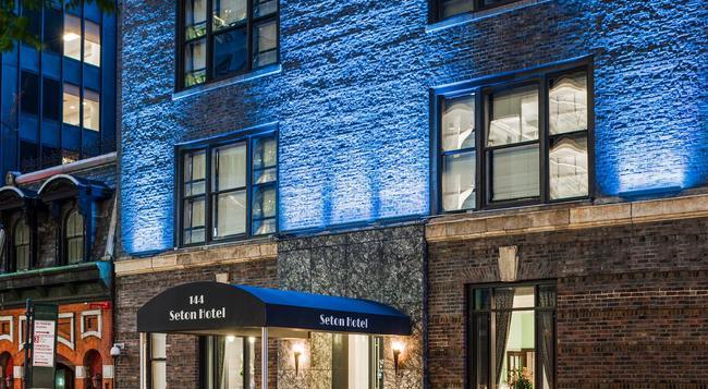 セトン ホテル - ニューヨーク - 建物