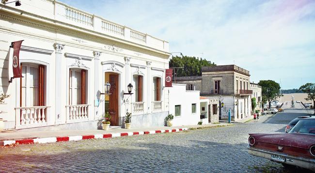 Posada Del Virrey - Colonia - 建物