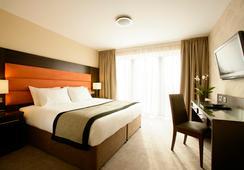 ベストウエスタン エディンバラ キャピタル ホテル - エディンバラ - 寝室