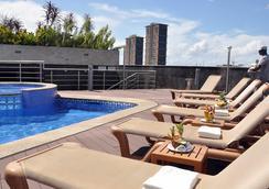 Hotel Plaza Meru - Puerto Ordaz - プール