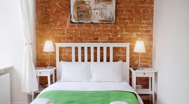 Danylo Inn - リヴィウ - 寝室