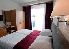ホテル ペトゥカ - ドゥブロヴニク - 寝室