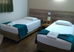 Aurora Hotel - Ribeirão Preto - 寝室