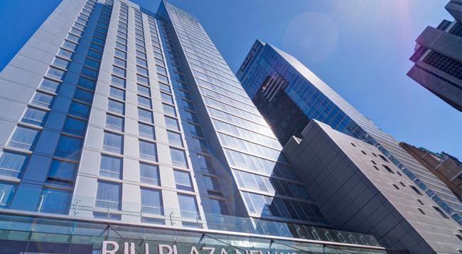 リウ プラザ ニューヨーク タイムズ スクエア - ニューヨーク - 建物