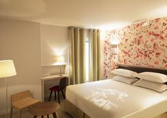 オテル エデン - パリ - 寝室