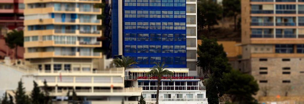 Hotel Lido - ベニドーム - 建物