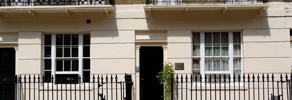 アスターズ ホテル - ロンドン - 建物
